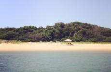 Inhaca island picnic