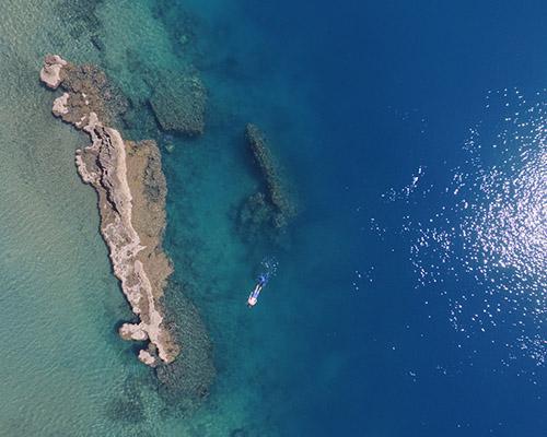Snorkeling-near-Maputo